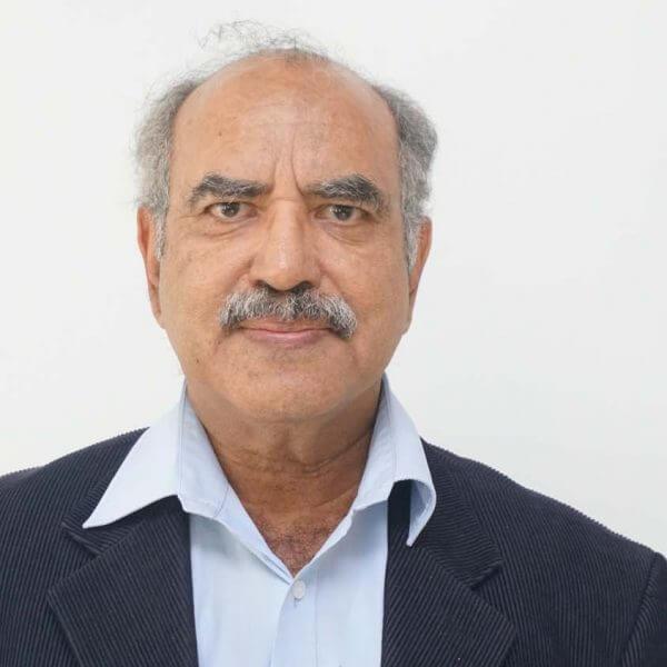 Dr. M. Zubair