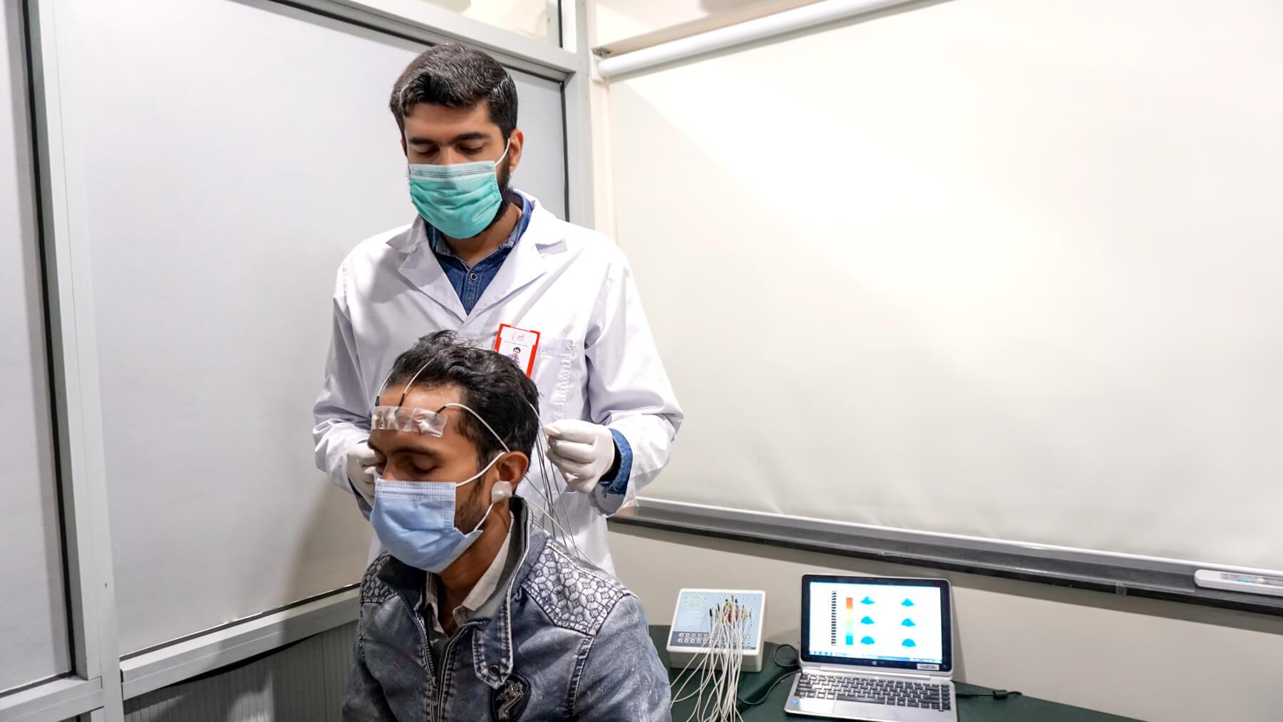 electroencephalogram (EEG) Test