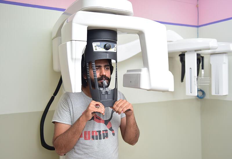 3d digital dental x ray