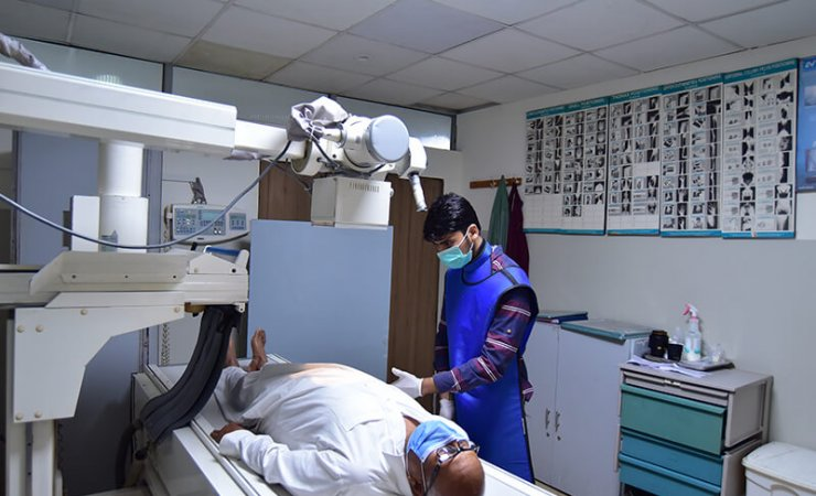 Digital X-Ray and Fluoroscopy