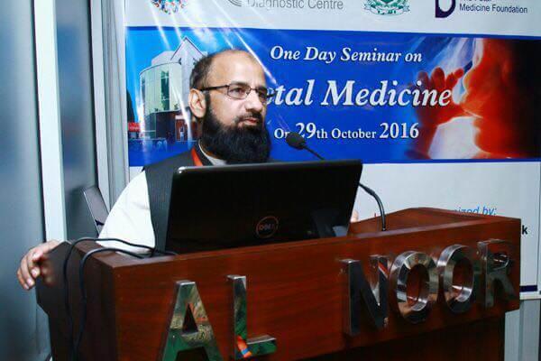 doctors in Seminar