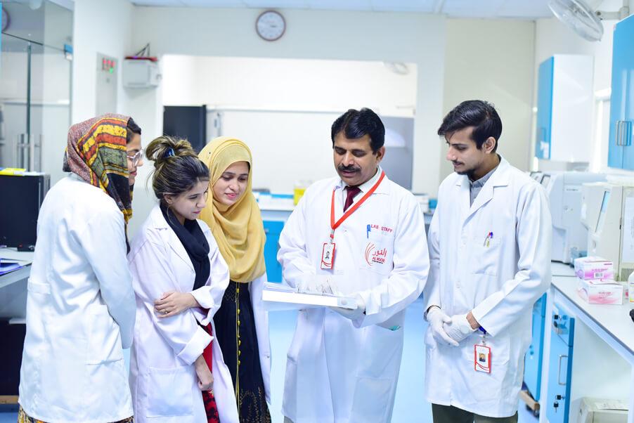 Lab Services of ALNOOR