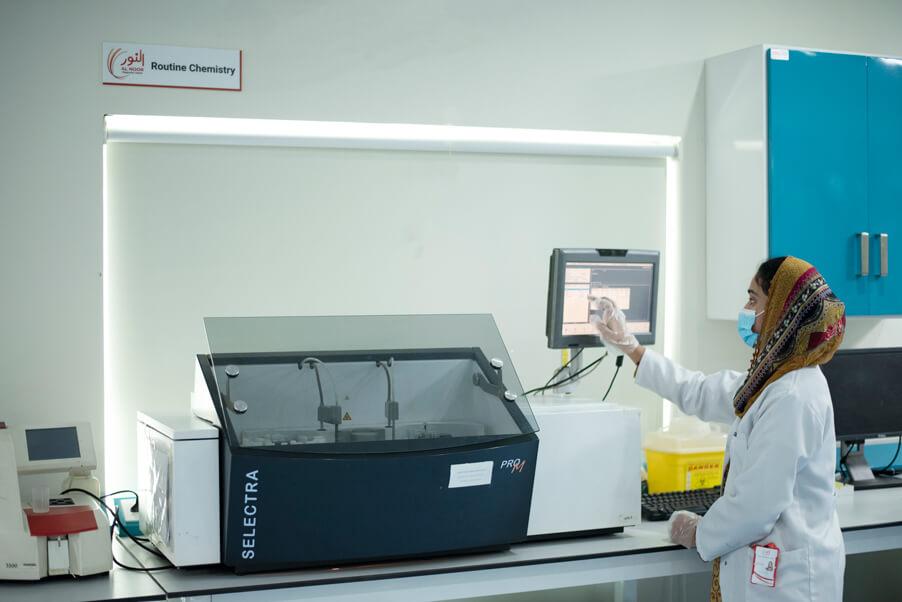 chemical pathology laboratory tests